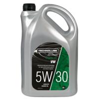 Technolube VW Fully Synthetic 5w30 Oil 5l Bottles
