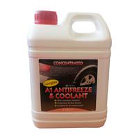 A1 Motorstores 2L Red Antifreeze & Coolant