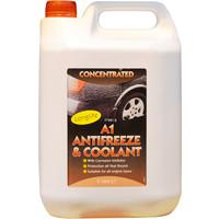 A1 Motorstores Red 5L Antifreeze & Coolant