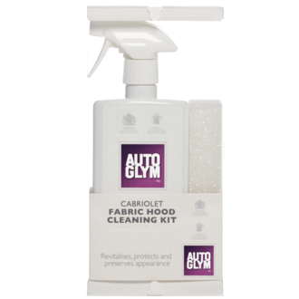 AutoGlym Fabric Roof Cleaning Kit