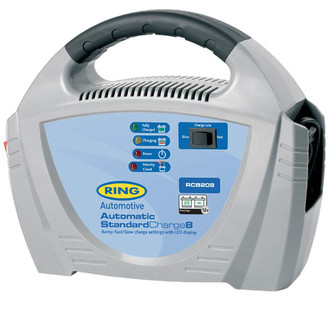 Ring Automatic Standard Charge RCB208