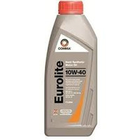 Comma Eurolite 10w40 Semi Synthetic Oil 1l Bottles