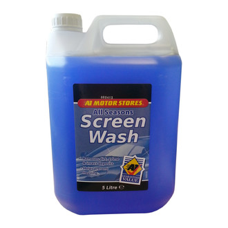 Screen Wash 5L Concentrate